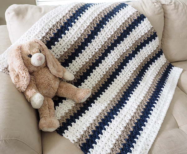 This list of 25 patterns contains some of the best afghan around. There's a perfect choice for whatever your needs are.
