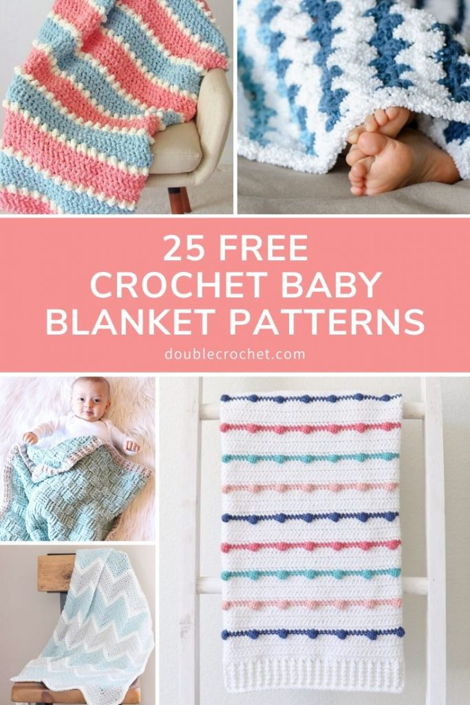 With all the adorable crochet baby blanket patterns out there, it's hard knowing where to start. This list contains some of the cutest baby blankets around.
